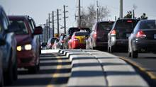 C.D. Howe estimates that gridlock costs $11-billion annually to the regional economy. (Fred Lum/The Globe and Mail)