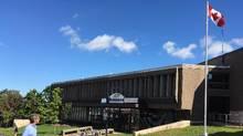 Acadia University campus, September 2016. (Globe and Mail)