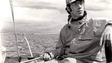 Paul Côté was one of the three original directors of the group that became Greenpeace. He also won a bronze medal in sailing at the 1972 Olympics. (HANDOUT)