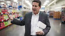 Brian Cornell was formerly Sam's Club CEO and head of PepsiCo. (MARC F. HENNING/REUTERS)