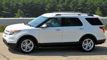 2012 Ford Explorer (Ford Ford)