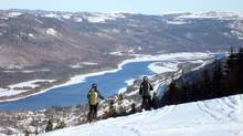 It's a long way from the Rockies, but Newfoundland's Marble Mountain offers some serious vertical.