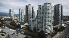Vancouver was ranked the third least-affordable housing market in the world this year, after Sydney and Hong Kong, by consulting firm Demographia. It was the eighth straight year the city occupied a top-three spot. (Rafal Gerszak For The Globe and Mail)