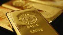 Gold bars (ISSEI KAT/REUTER)