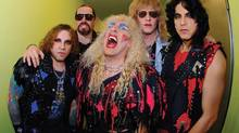 Rock band Twisted Sister are seen in this undated handout photo. (Handout)