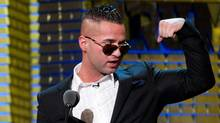 Jersey Shore's Mike 'The Situation' Sorrentino (Charles Sykes/AP2011)