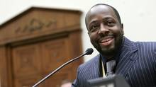 Musician Wyclef Jean testifies during a hearing before the House Foreign Affairs Committee's Western Hemisphere Subcommittee March 13, 2007 on Capitol Hill in Washington, DC. (Alex Wong/Getty Images)