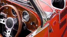 British Vintage Car (Joanna Glab/Photos.com)
