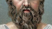 Portrait of ancient Greek philosopher Socrates (PHOTOS.COM)