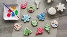 Painted sugar cookies (Stephanie Eddy/Stephanie Eddy)