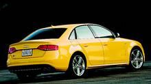 2011 Audi S4 (Audi)