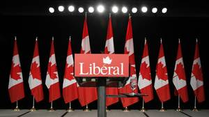 The Liberal Party belongs to the young (Peter Power/Peter Power/The Globe and Mail)