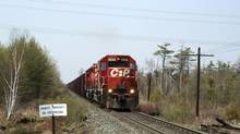 CP Train on the Chicago Mainline. (Stephen C. Host/The Canadian Press Images)