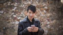 Blogger Zhang Jianxingin used social media in 2011 to tell the world that Wukan's 1,300 residents had taken over the village's main square demanding to hold free elections. (John Lehmann/The Globe and Mail)