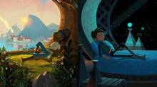 Broken Age: (Double Fine Productions)