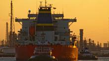 America's reliance on imported oil is fading fast as domestic output soars. (PORT OF CORPUS CHRISTI)