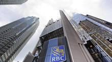 RBC Bank on Bay Street, Toronto. August 2, 2013 (Gloria Nieto/The Globe and Mail)