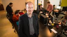 Akira Systems wants to transition from a consulting-and-advisory firm to one that primarily sells HR software, says its vice-president of strategic partnerships, Rob Herold. (GEOFF ROBINS For The Globe and Mail)