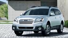 2014 Subaru Outback (Subaru)