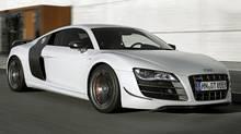 Audi R8 GT. (Audi)