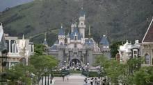 Disneyland. (Top Photo/Getty Images)