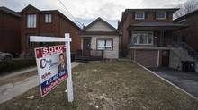 One realtor cautions prospective buyers that if they're not willing to go over the asking price, they're wasting their own time and driving the price up for others. (Fred Lum/The Globe and Mail)