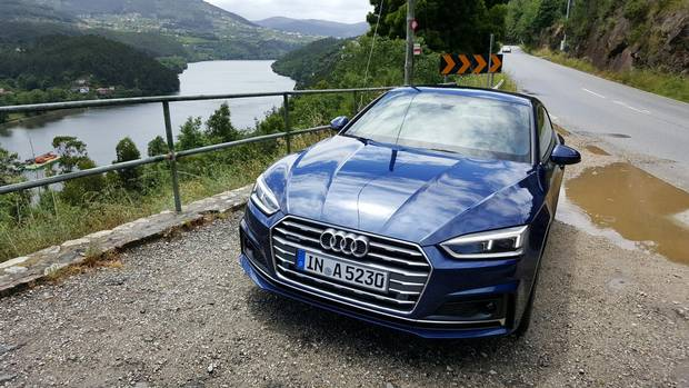 Review: 2018 Audi A5 is a predictable evolution to please loyalists ...