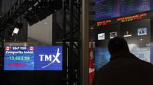 TMX Group operates the Toronto Stock Exchange. Maple Group is expected to extend its offer for TMX today. (Deborah Baic/Deborah Baic/The Globe and Mail)