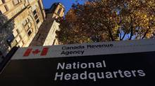 The Canada Revenue Agency says Auto-fill delivers information from 14 different tax information slips, including the T4, the T5, the RC62 and contribution receipts for registered retirement savings plans. (Sean Kilpatrick/THE CANADIAN PRESS)