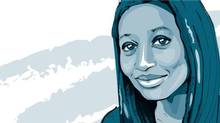 Author Helen Oyeyemi (Tonia Cowan/The Globe and Mail)