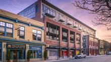 The Union is a downtown heritage conversion that is already more than half sold in Victoria. (Joshua Lawrence Studios INC)