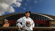 Phares Zimmerman, 90, a Hershey Bears season ticket holder since 1940, may be the most faithful fan, but he is not without competition. For the past six years straight, the Bears have led all AHL teams in attendance. (CHRIS KNIGHT for the Globe and mail)