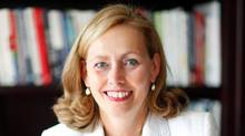 Monique Leroux is the CEO of Desjardins Group. (Tory Zimmerman/Globe and Mail)