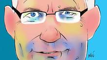 Illustration of International Trade Minister Ed Fast. (Anthony Jenkins/The Globe and Mail/Anthony Jenkins/The Globe and Mail)