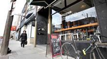 Pizza Libretto on Ossington Avenue. (Charla Jones/Charla Jones/The Globe and Mail)