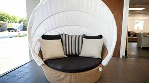 Outdoor furniture goes ultra glam the globe and mail - Dedon outdoor furniture outlet ...