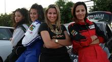 The Speed Sisters are the first all-women race car driving team in the Middle East. They're bold. They're fearless. And they're tearing up tracks all over Palestine. (GAT)