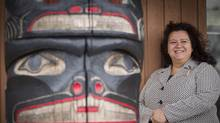 Chief Kim Baird of the Tsawwassen First Nation January 9, 2012. (JOHN LEHMANN/The Globe and Mail)