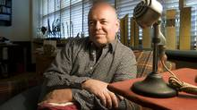 Terry O'Reilly, seen here at at his agency, Pirate Toronto (Kevin Van Paassen/THE GLOBE AND MAIL)