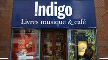 An Indigo Books and Music store is seen on Sainte Catherine Street in downtown Montreal, February 8, 2011. The book retailer's stock may stand to benefit from a potential winter market rally. (SHAUN BEST/REUTERS)