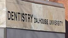 Dalhousie University faced another communications snafu when some media outlets reported that it seemed reluctant to give up the posts to police. (Andrew Vaughan/THE CANADIAN PRESS)