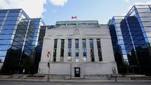 Bank of Canada building in Ottawa. (Patrick Doyle/Bloomberg)