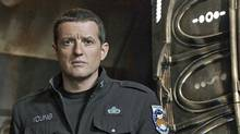 Canadian actor Louis Ferreira (formerly Justin Louis) portrays Col. Everett Young in Stargate Universe. (Carole Segal / Canadian Press)