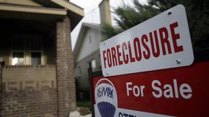 A Denver house in foreclosure