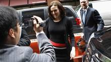 The lessons of Facebook COO Sheryl Sandberg's book Lean In – her expression for the full commitment women must make to their choices – are far more broadly applicable, to men as well as women. (MIKE SEGAR/REUTERS)