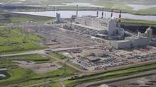 SaskPower's Boundary Dam power station, near Estevan, Sask., is the world's first commercial-scale carbon capture and storage project at a coal-fired power plant. (HANDOUT/REUTERS)