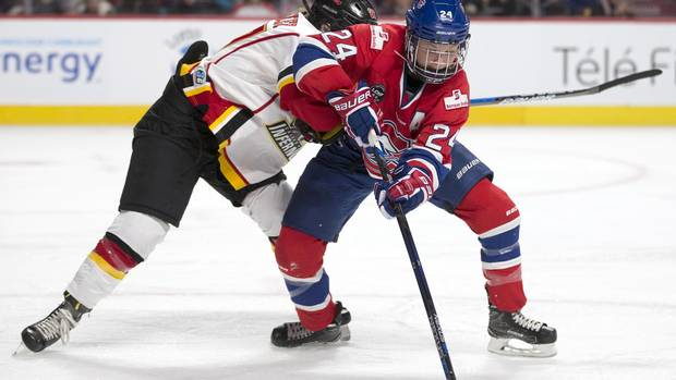 Pyeongchang: Jill Saulnier Makes Case For Olympics Appearance At CWHL All-star Game