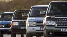 2010 Range Rover Autobiography (LAND ROVER)