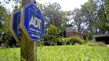 One of the three proposed branches of Tyco will be a residential security company that will use the profitable ADT Security banner. (CHRIS RANK/BLOOMBERG NEWS/CHRIS RANK/BLOOMBERG NEWS)