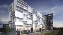 RiverCityII condominiums, Toronto